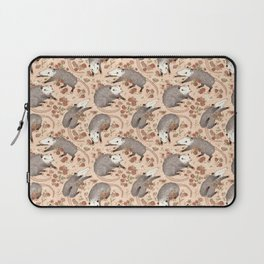 Opossum and Roses Laptop Sleeve