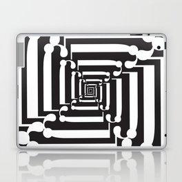 "Spin - The Didot ""j"" Project Laptop & iPad Skin"