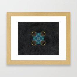 buckle Framed Art Print