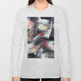 Abs multicolor 4567 Long Sleeve T-shirt