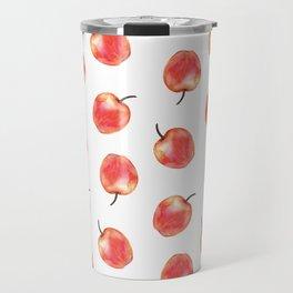 apples pattern Travel Mug