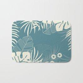 Tropical pattern 047 Bath Mat
