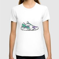 sneakers T-shirts featuring SNEAKERS COLLECTION by Vincent Battault