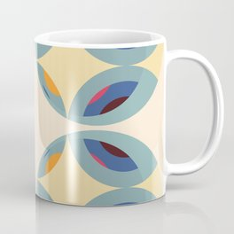 Retro Color Design Coffee Mug