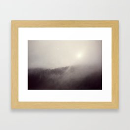Explorations with Space: No. 5 Framed Art Print