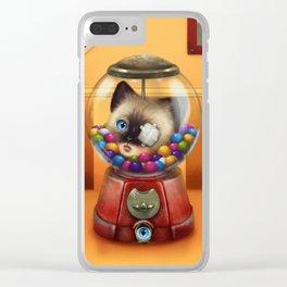 Candy machine Clear iPhone Case