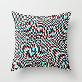 TEZETA Throw Pillow