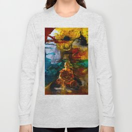 Monk Trip Long Sleeve T-shirt