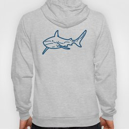 Shark wireframe Hoody
