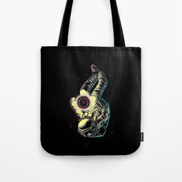 Space Enlightenment Tote Bag