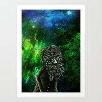 rogue Art Prints featuring Rogue by Philip Lekstrom