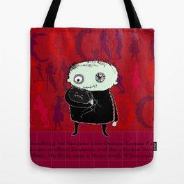 Heroine Protagonist Tote Bag