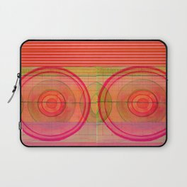 double pink Laptop Sleeve