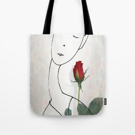 A non-word mood Tote Bag