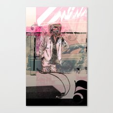 PLANNED OBSOLESCENCE Canvas Print