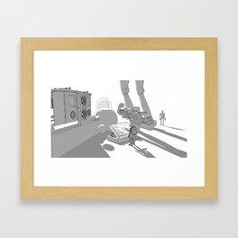 Treasures Framed Art Print