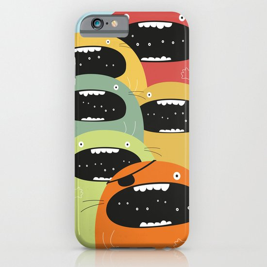 Monster gang. iPhone & iPod Case
