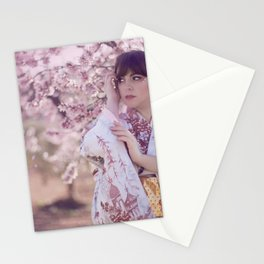 "春 ""Haru"" Stationery Cards"