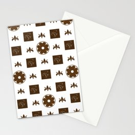 LV Classic Stationery Cards