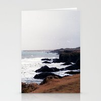 iceland Stationery Cards featuring Iceland by Ninja Reith
