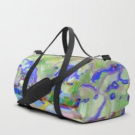 Rainbow forest Duffle Bag