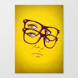 Y. Canvas Print