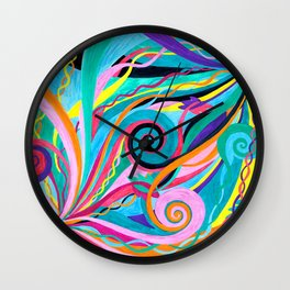 soul connection Wall Clock