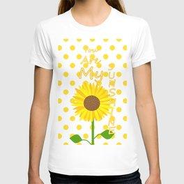 Inspired Sunshine Quote T-shirt