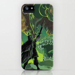 Against All Odds iPhone Case