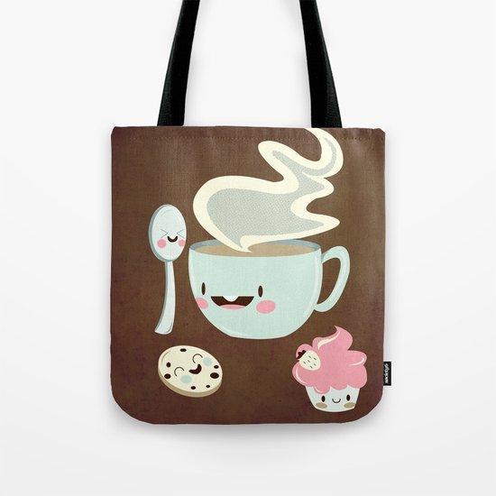 Coffee! Tote Bag