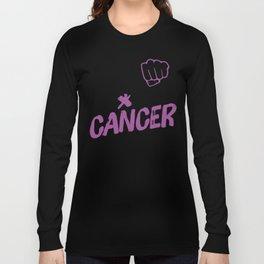 F*ck Cancer Long Sleeve T-shirt