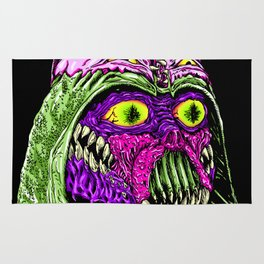 Lord Monster Rug