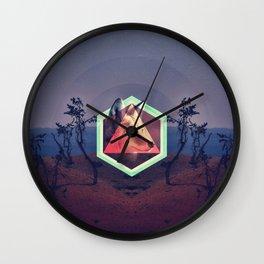 The Trickster Wall Clock