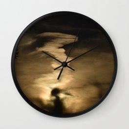 Cloudworld Wall Clock