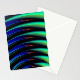 No Negative Waves Stationery Cards
