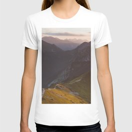 Before sunset - Landscape and Nature Photography T-shirt