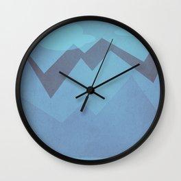 Rocky MTN Wall Clock