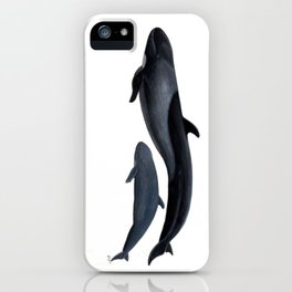 False killer whale iPhone Case