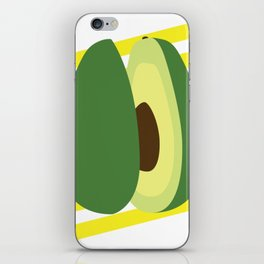 Avocado iPhone Skin