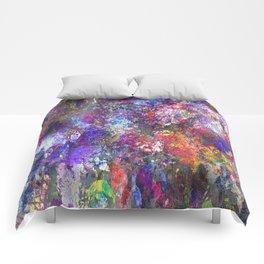My Paint Shirt Comforters
