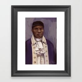 Hercules Mulligan Framed Art Print