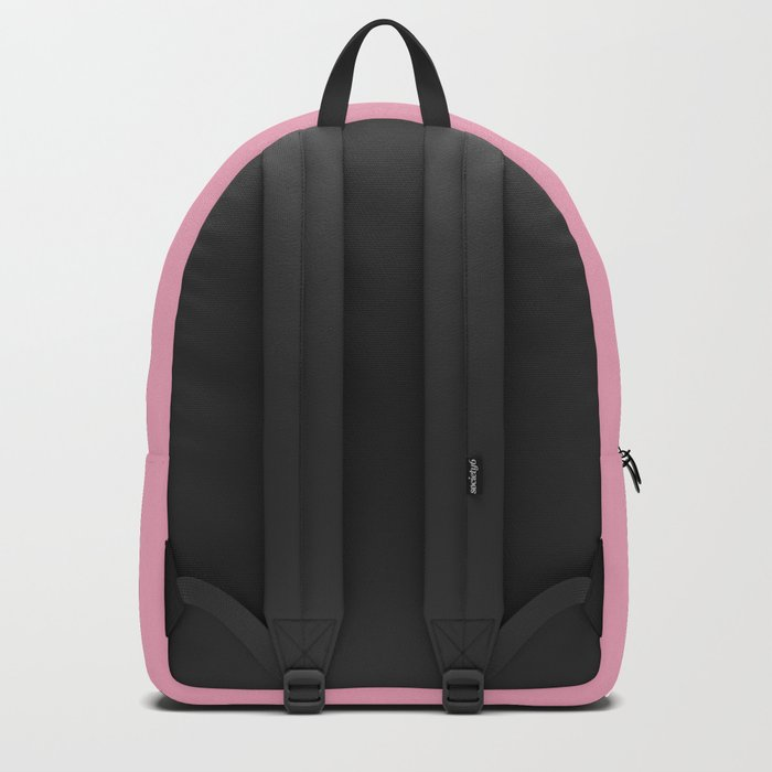 Paisley Pink Pattern Backpack