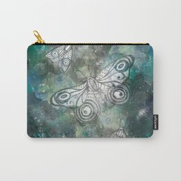 Night Moths Carry-All Pouch