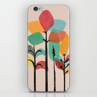 tropical iPhone & iPod Skins featuring Tropical Groove by Picomodi