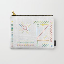 Star with DNA Carry-All Pouch