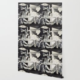 Pablo Picasso Guernica 1937 Artwork Shirt, Art Reproduction for Prints Posters Tshirts Men Women Wallpaper