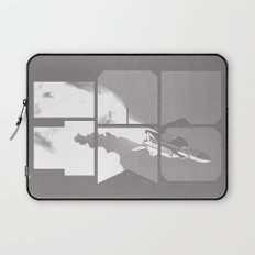 ROCKIT (White on Grey) Laptop Sleeve