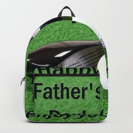 Fathers Day - Enjoy! Backpack