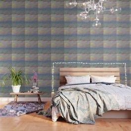 """Claude Monet """"Coucher de soleil à Pourville, pleine mer"""" Wallpaper"""