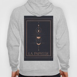 La Papesse or The High Priestess Tarot Hoody